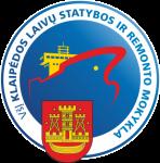 Logo of Klaipėdos laivų statybos ir remonto mokyklos VMA